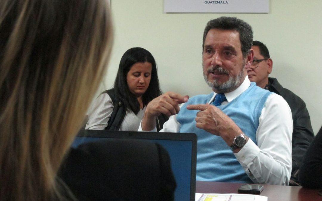 EPP-GT en reunión con equipo técnico del Fondo Mundial en las oficinas del MCP-G